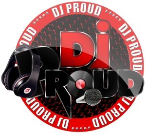 DJ PROUD LOGO